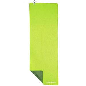 Kühl schnell Handtuch Spokey COOLER 31x84 cm, grün, Spokey