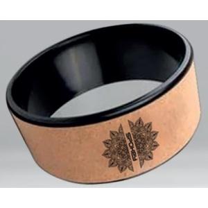 Yoga Ring Spokey CZAKRA Kork, Durchmesser 32,5 cm, Spokey