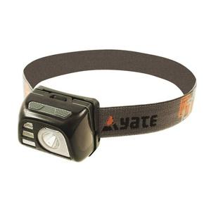 Stirnlampe Yate Vega Aku, black SE00048, Yate