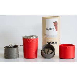 Outdoorovy Kaffeemaschine Cafflano Klassic red CAF0003, Cafflano