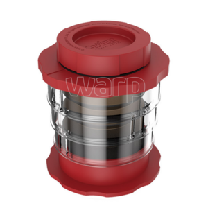 Outdoorovy Kaffeemaschine Cafflano Kompact red CAF0004, Cafflano