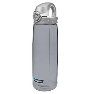 Flasche Nalgene OTF 0,65l Gray / Gray Cap 5565-8024, Nalgene