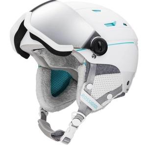 Ski Helm Rossignol Allspeed Visor Auswirkungen W RKIH401-000, Rossignol