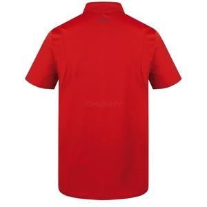 Herren T-Shirt Husky Teril M red, Husky