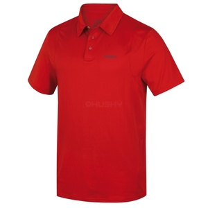 Herren T-Shirt Husky Teril M red, Husky