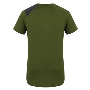 Herren Merino T-Shirt Husky Sheep Khaki, Husky