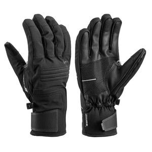 Handschuhe LEKI Progressiv 5 S (643883301) black, Leki