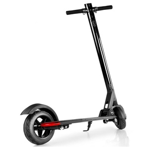 Elektro- Scooter Spokey VOLVER PRO black, Spokey