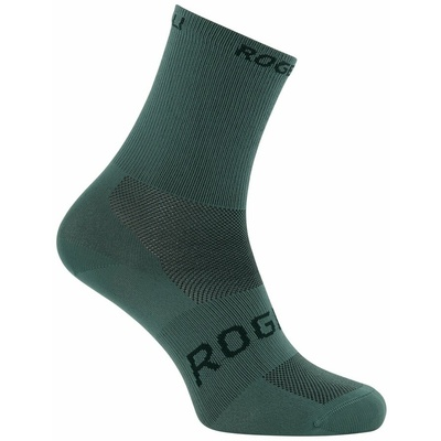 Schnell trocknend Sport- Socken Rogelli FOREST, Khaki 007.155, Rogelli