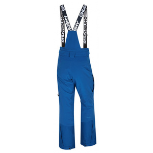 Herren Ski Hose Husky Gilep M d.. blue, Husky