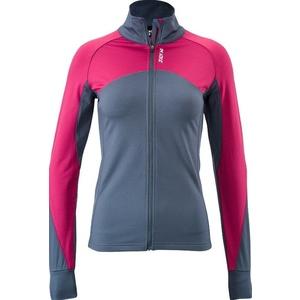 Damen Sweatshirt Silvini Staffora für WJ1510 charchoal, Silvini