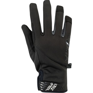 Kinder Sport- Softshell Handschuhe Silvini Ose CA1541 black 0812, Silvini