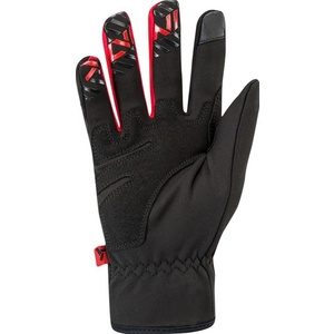 Kinder Sport- Softshell Handschuhe Silvini Ose CA1541 black 0820, Silvini