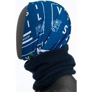 Halswärmer Silvini Floriano UA1524 blue, Silvini