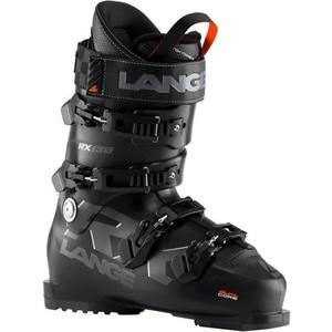 Ski Schuhe Lange RX 130 black Gunmetal LBI2030, Lange