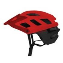 Radsport Helm für Erwachsene Spokey EINZELBAHN red, Spokey
