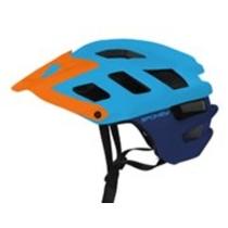 Radsport Helm für Erwachsene Spokey EINZELBAHN blue, Spokey