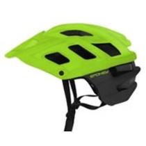 Radsport Helm für Erwachsene Spokey EINZELBAHN green, Spokey