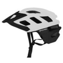 Radsport Helm für Erwachsene Spokey EINZELBAHN white, Spokey