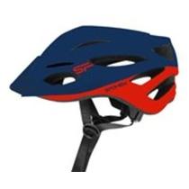 Radsport Helm für Erwachsene Spokey SPECTRO 55-58 cm, blue, Spokey