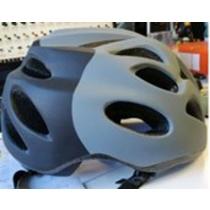 Radsport Helm für Erwachsene Spokey PRÜFPUNKT 58-61 cm, grey, Spokey