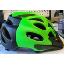 Radsport Helm für Erwachsene Spokey PRÜFPUNKT 55-58 cm, green
