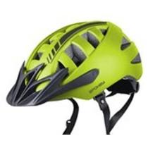 Radsport Helm Spokey SPEED 58-61 cm yellow