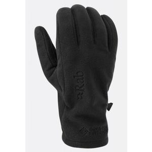 Handschuhe Rab Infinium Winddicht Handschuh black/BL, Rab
