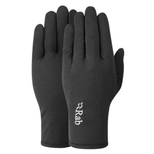 Handschuhe Rab Forge 160 Handschuh ebenholz / eb, Rab