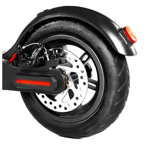 Elektro- Scooter TORCH BASIC black Wheels 8,5', Spokey