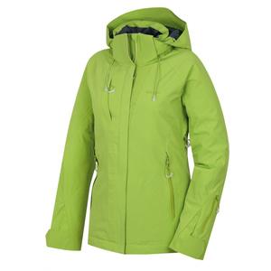 Damen Ski Jacke Huyk Nopi L green, Husky