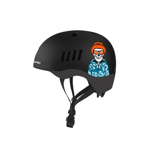 junior Helm Spokey PUMPTRACK 58-61 cm black, Spokey