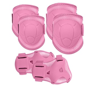 Set kinder Schützer Spokey BUFFRE Pink