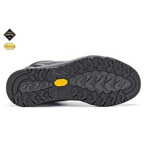 Schuhe ASOLO Nukleon Mid GV MM graphit Brown A921, Asolo