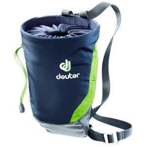 Beutel  Magnesium Deuter Gravity Chalk Bag II L Navy-Granit (3391317), Deuter