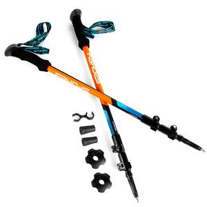 Trekking Spazierstöcke Spokey ZION blau-orange, Spokey