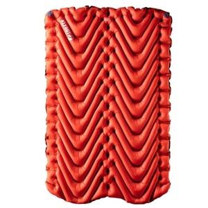 Aufblasbare Isomatte Klymit Insulated Double V Orange, Klymit