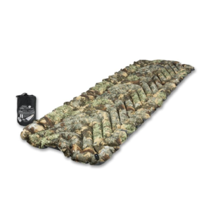 Aufblasbare Isomatte Klymit Insulated Static V KINGS CAMO® DESERT SHADOW®, Klymit