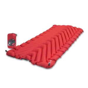 Aufblasbare Isomatte Klymit Insulated Static V ™ Lite red, Klymit