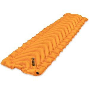 Aufblasbare Isomatte Klymit Insulated V Ultralite ™ SL Orange, Klymit