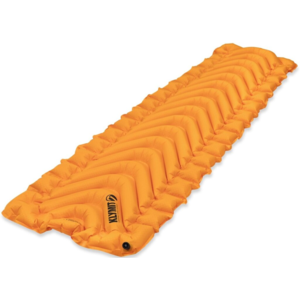 Aufblasbare Isomatte Klymit Insulated V Ultralite ™ SL Orange, Klymit