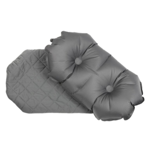 Aufblasbare Kissen Klymit Luxe Pillow grau, Klymit