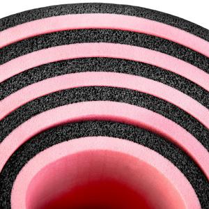 Isomatte Spokey CAMPINOS XPE 2 schwarz/rot, Spokey