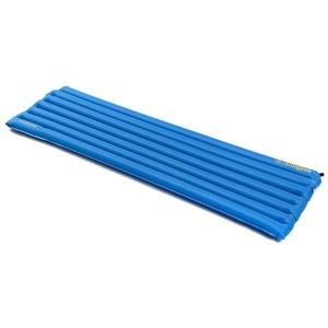 Aufblasbare Isomatte mit gebaut Pumpe Snugpak Air Mat blue, Snugpak