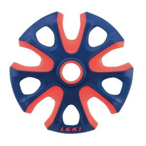 Teller LEKI Big Mountain neonrot-blau 853114122, Leki