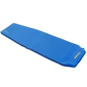 Selbstaufblasbare Isomatte Snugpak XL mit eingebaut kissen blue, Snugpak