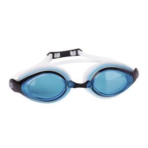Schwimm- Brille Spokey KOBRA white, blue Gläser, Spokey