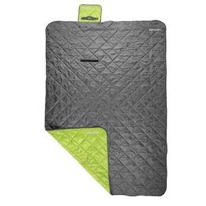 Spokey CANYON Schlaf Sack 200x140cm, Typ: Decke, grau grün, Spokey