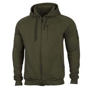 taktisch Sweatshirt mit Kapuze PENTAGON® Leonidas 2.0 Olive green, Pentagon