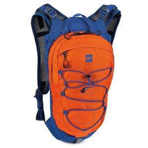 Radsport a Lauf Rucksack Spokey DEW15 l orange und blau, Spokey